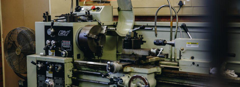 SS Mechanical workshop LR 37