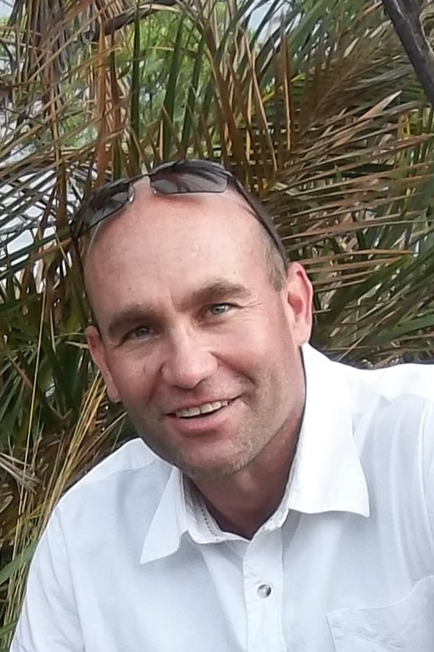 Andrew Parker - Photograph cropped